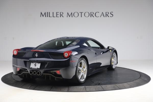 Used 2011 Ferrari 458 Italia for sale $179,900 at Alfa Romeo of Westport in Westport CT 06880 7