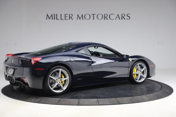 Used 2011 Ferrari 458 Italia for sale $179,900 at Alfa Romeo of Westport in Westport CT 06880 8