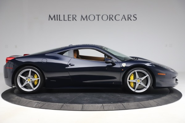 Used 2011 Ferrari 458 Italia for sale $179,900 at Alfa Romeo of Westport in Westport CT 06880 9