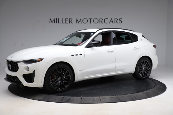 New 2021 Maserati Levante Q4 GranSport for sale $92,935 at Alfa Romeo of Westport in Westport CT 06880 2