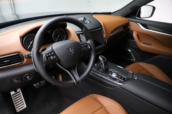 New 2021 Maserati Levante S Q4 GranSport for sale $100,185 at Alfa Romeo of Westport in Westport CT 06880 13