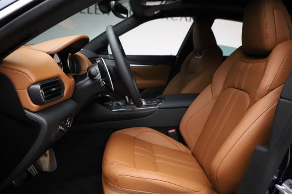 New 2021 Maserati Levante S Q4 GranSport for sale $100,185 at Alfa Romeo of Westport in Westport CT 06880 14