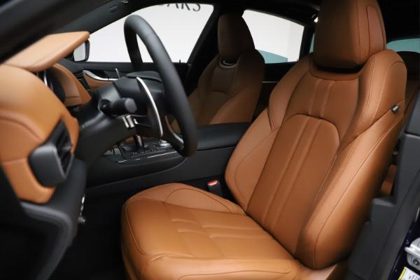 New 2021 Maserati Levante S Q4 GranSport for sale $100,185 at Alfa Romeo of Westport in Westport CT 06880 15
