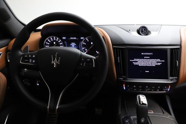 New 2021 Maserati Levante S Q4 GranSport for sale $100,185 at Alfa Romeo of Westport in Westport CT 06880 16
