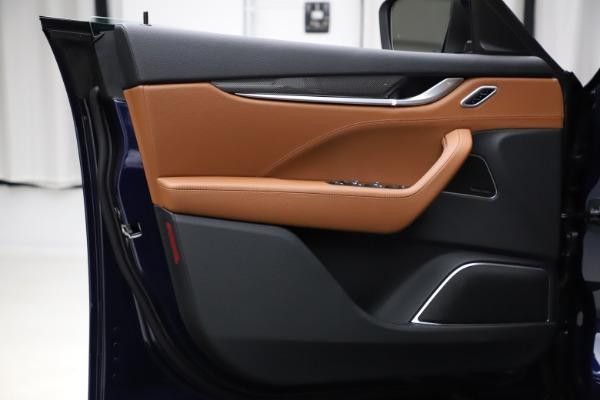 New 2021 Maserati Levante S Q4 GranSport for sale $100,185 at Alfa Romeo of Westport in Westport CT 06880 17