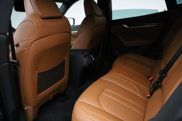 New 2021 Maserati Levante S Q4 GranSport for sale $100,185 at Alfa Romeo of Westport in Westport CT 06880 18
