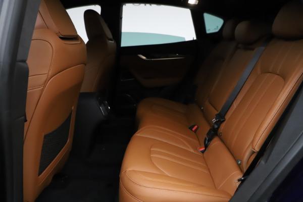 New 2021 Maserati Levante S Q4 GranSport for sale $100,185 at Alfa Romeo of Westport in Westport CT 06880 19
