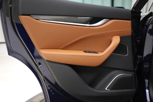 New 2021 Maserati Levante S Q4 GranSport for sale $100,185 at Alfa Romeo of Westport in Westport CT 06880 21