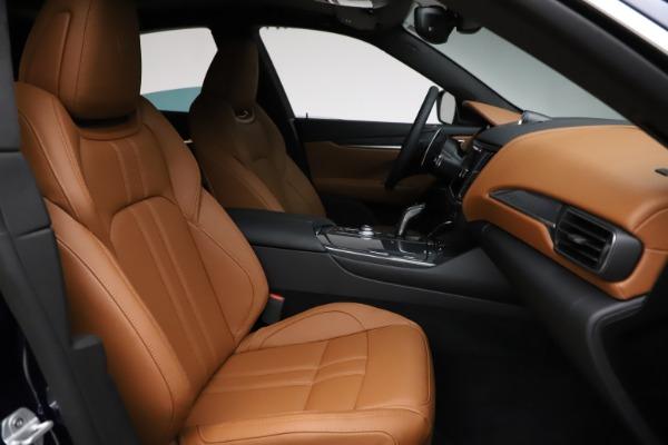 New 2021 Maserati Levante S Q4 GranSport for sale $100,185 at Alfa Romeo of Westport in Westport CT 06880 23