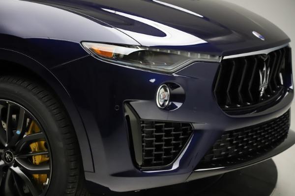 New 2021 Maserati Levante S Q4 GranSport for sale $100,185 at Alfa Romeo of Westport in Westport CT 06880 25