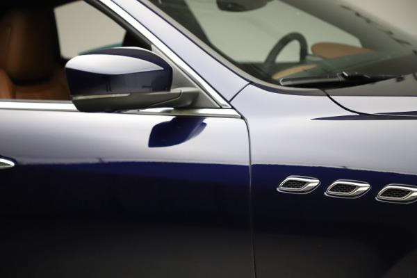 New 2021 Maserati Levante S Q4 GranSport for sale $100,185 at Alfa Romeo of Westport in Westport CT 06880 28