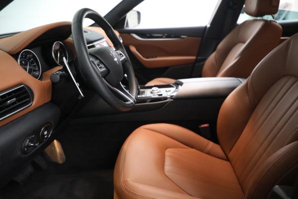 New 2021 Maserati Levante Q4 for sale Sold at Alfa Romeo of Westport in Westport CT 06880 11