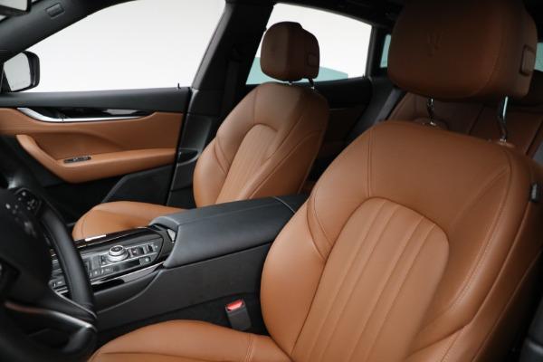 New 2021 Maserati Levante Q4 for sale Sold at Alfa Romeo of Westport in Westport CT 06880 12