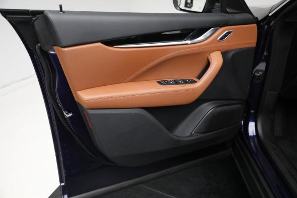 New 2021 Maserati Levante Q4 for sale Sold at Alfa Romeo of Westport in Westport CT 06880 14