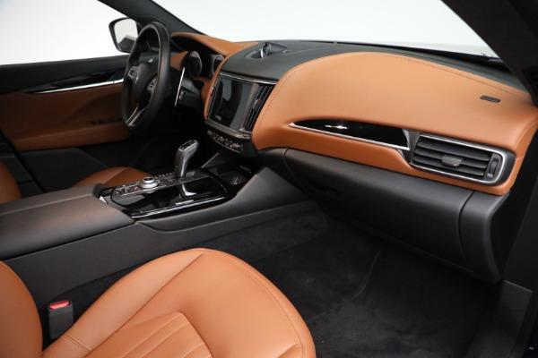New 2021 Maserati Levante Q4 for sale Sold at Alfa Romeo of Westport in Westport CT 06880 17