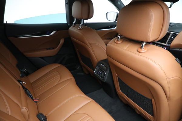 New 2021 Maserati Levante Q4 for sale Sold at Alfa Romeo of Westport in Westport CT 06880 18