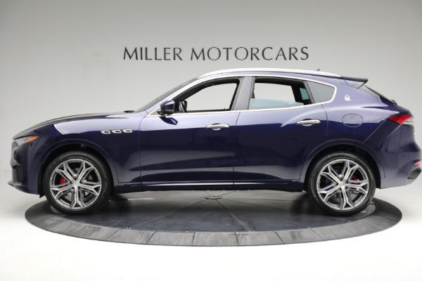 New 2021 Maserati Levante Q4 for sale Sold at Alfa Romeo of Westport in Westport CT 06880 2
