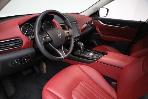 New 2021 Maserati Levante Q4 for sale Call for price at Alfa Romeo of Westport in Westport CT 06880 12