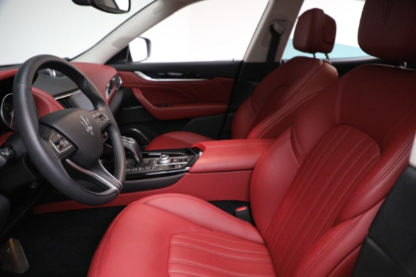 New 2021 Maserati Levante Q4 for sale Call for price at Alfa Romeo of Westport in Westport CT 06880 13