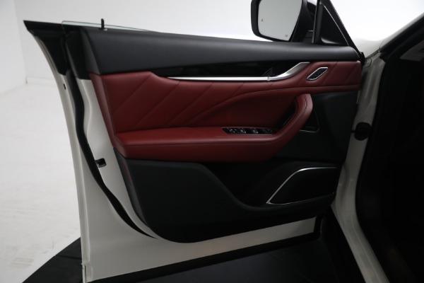 New 2021 Maserati Levante Q4 for sale Call for price at Alfa Romeo of Westport in Westport CT 06880 14