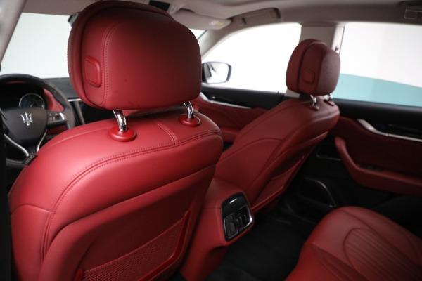 New 2021 Maserati Levante Q4 for sale Call for price at Alfa Romeo of Westport in Westport CT 06880 15