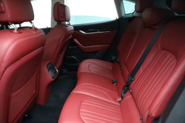 New 2021 Maserati Levante Q4 for sale Call for price at Alfa Romeo of Westport in Westport CT 06880 16