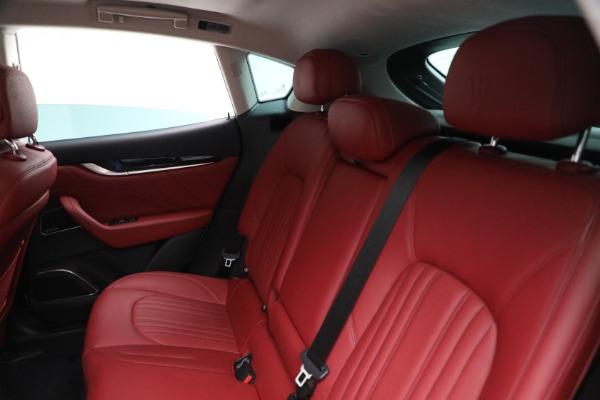 New 2021 Maserati Levante Q4 for sale Call for price at Alfa Romeo of Westport in Westport CT 06880 17