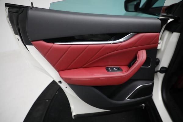 New 2021 Maserati Levante Q4 for sale Call for price at Alfa Romeo of Westport in Westport CT 06880 18