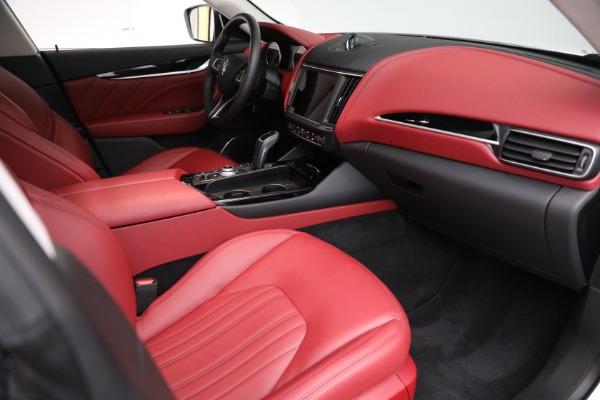 New 2021 Maserati Levante Q4 for sale Call for price at Alfa Romeo of Westport in Westport CT 06880 19