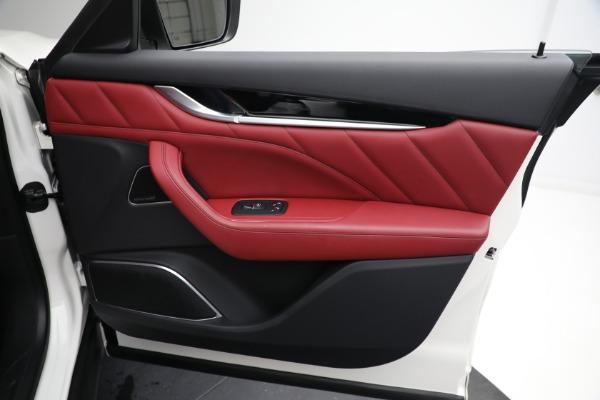 New 2021 Maserati Levante Q4 for sale Call for price at Alfa Romeo of Westport in Westport CT 06880 21