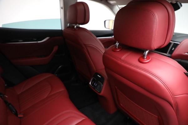 New 2021 Maserati Levante Q4 for sale Call for price at Alfa Romeo of Westport in Westport CT 06880 22