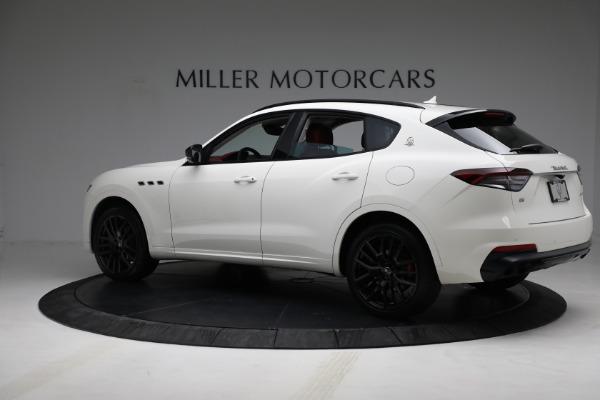 New 2021 Maserati Levante Q4 for sale Call for price at Alfa Romeo of Westport in Westport CT 06880 4