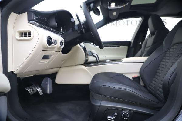 New 2021 Maserati Quattroporte S Q4 GranSport for sale $129,185 at Alfa Romeo of Westport in Westport CT 06880 14