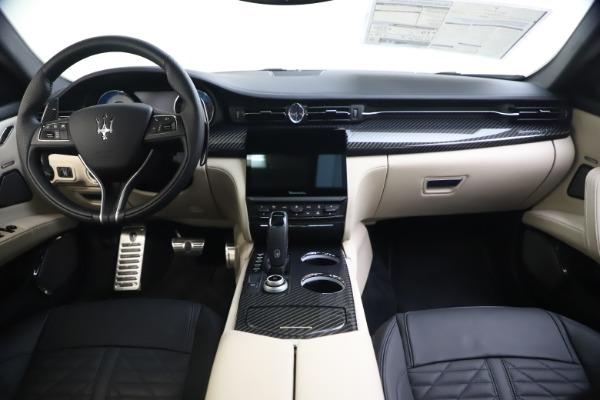 New 2021 Maserati Quattroporte S Q4 GranSport for sale $129,185 at Alfa Romeo of Westport in Westport CT 06880 16