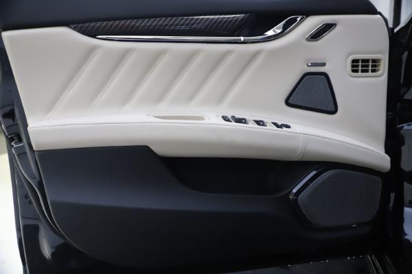 New 2021 Maserati Quattroporte S Q4 GranSport for sale $129,185 at Alfa Romeo of Westport in Westport CT 06880 17