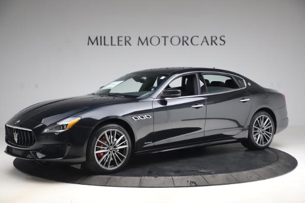 New 2021 Maserati Quattroporte S Q4 GranSport for sale $129,185 at Alfa Romeo of Westport in Westport CT 06880 2