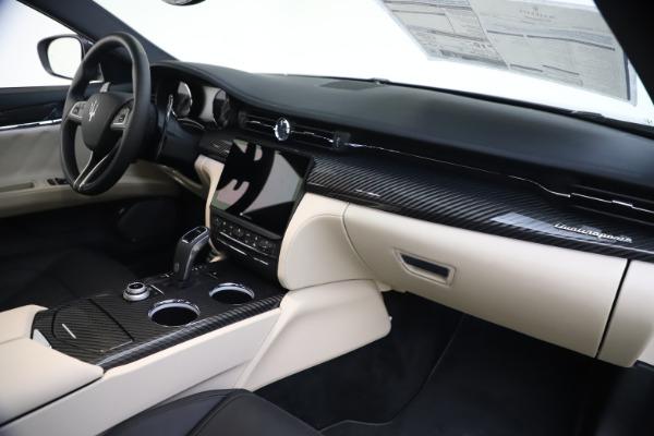 New 2021 Maserati Quattroporte S Q4 GranSport for sale $129,185 at Alfa Romeo of Westport in Westport CT 06880 20