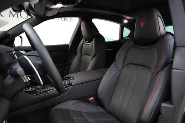 New 2021 Maserati Levante Q4 GranSport for sale $92,485 at Alfa Romeo of Westport in Westport CT 06880 13