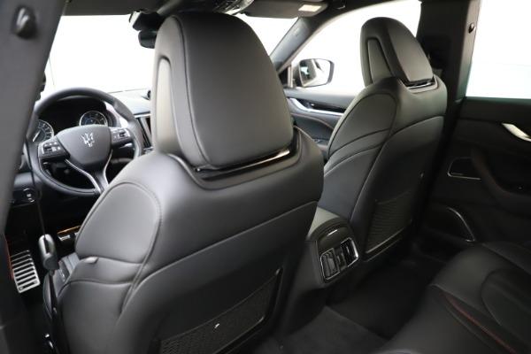 New 2021 Maserati Levante Q4 GranSport for sale $92,485 at Alfa Romeo of Westport in Westport CT 06880 19