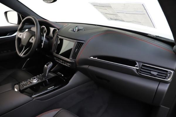New 2021 Maserati Levante Q4 GranSport for sale $92,485 at Alfa Romeo of Westport in Westport CT 06880 23