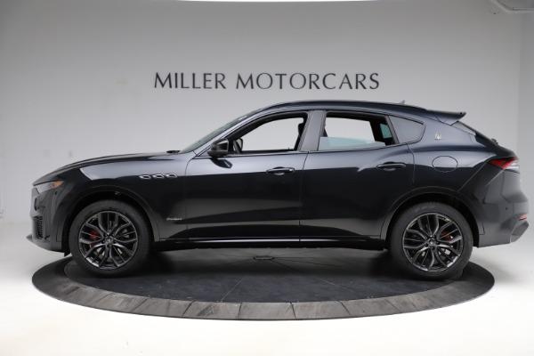 New 2021 Maserati Levante Q4 GranSport for sale $92,485 at Alfa Romeo of Westport in Westport CT 06880 3