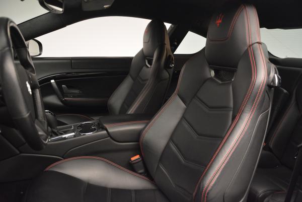 Used 2013 Maserati GranTurismo Sport for sale Sold at Alfa Romeo of Westport in Westport CT 06880 15