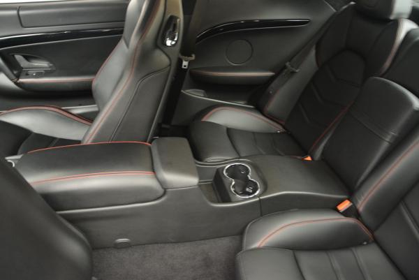Used 2013 Maserati GranTurismo Sport for sale Sold at Alfa Romeo of Westport in Westport CT 06880 16