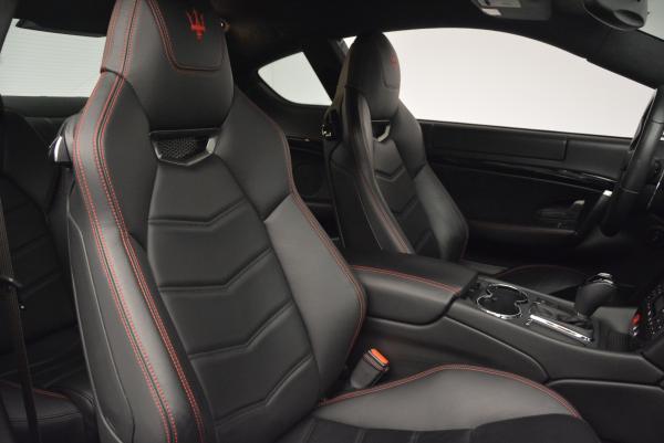 Used 2013 Maserati GranTurismo Sport for sale Sold at Alfa Romeo of Westport in Westport CT 06880 19