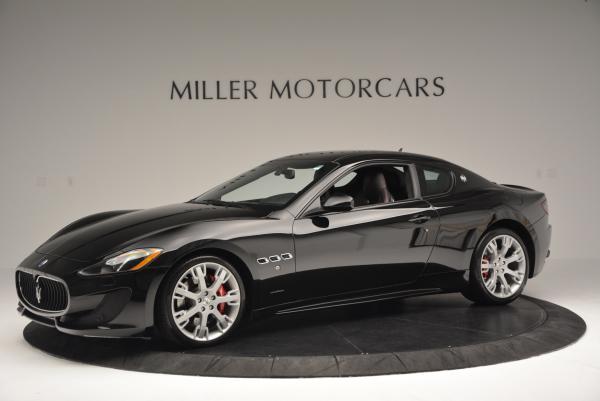 Used 2013 Maserati GranTurismo Sport for sale Sold at Alfa Romeo of Westport in Westport CT 06880 2