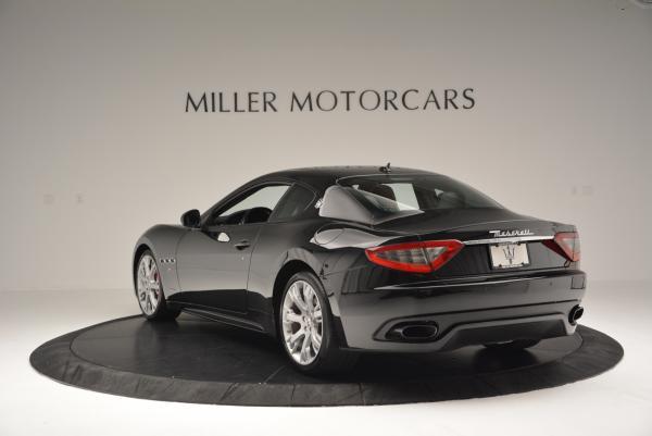 Used 2013 Maserati GranTurismo Sport for sale Sold at Alfa Romeo of Westport in Westport CT 06880 5