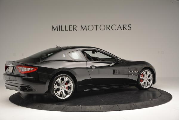 Used 2013 Maserati GranTurismo Sport for sale Sold at Alfa Romeo of Westport in Westport CT 06880 8
