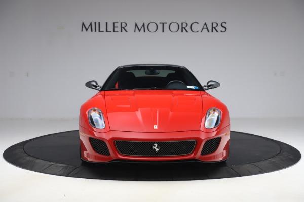 Used 2011 Ferrari 599 GTO for sale $699,900 at Alfa Romeo of Westport in Westport CT 06880 12