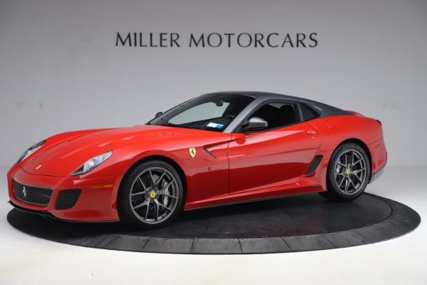 Used 2011 Ferrari 599 GTO for sale $699,900 at Alfa Romeo of Westport in Westport CT 06880 2