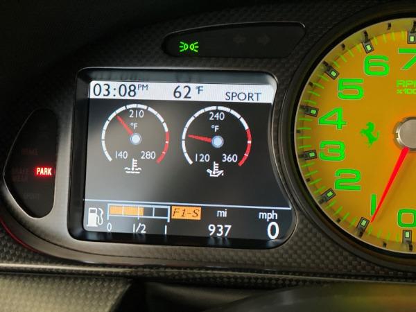Used 2011 Ferrari 599 GTO for sale $699,900 at Alfa Romeo of Westport in Westport CT 06880 21